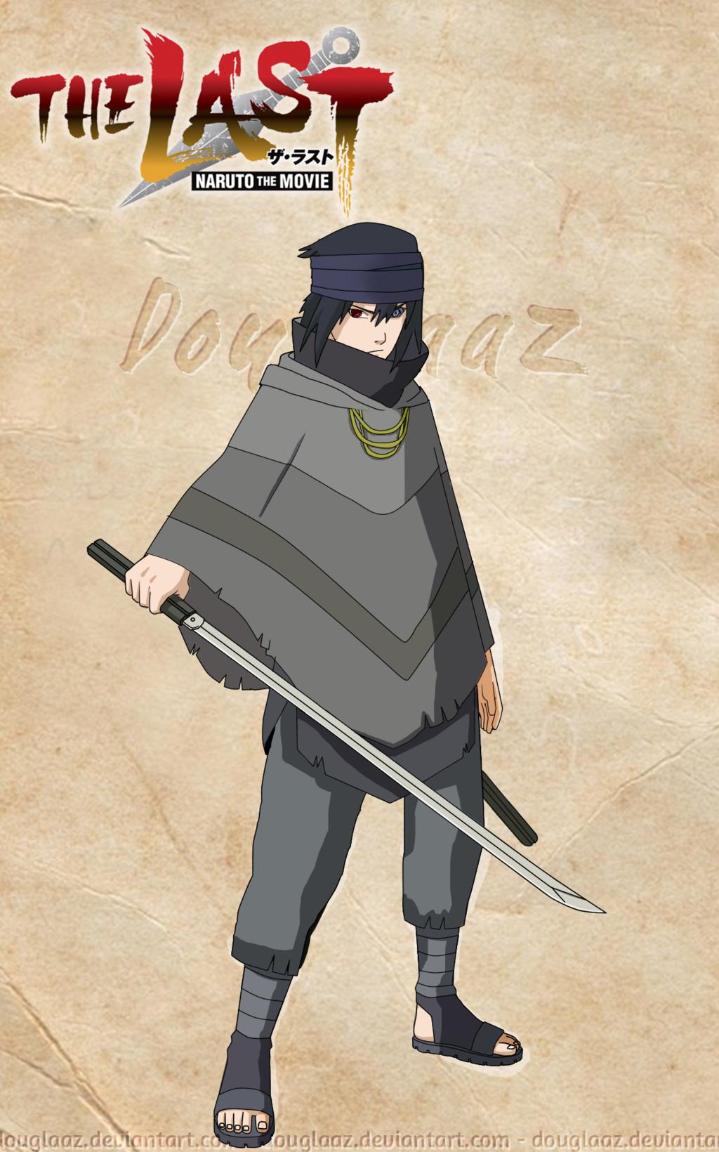 Sasuke   The Last Naruto the Movie by douglaaz 1024x1640