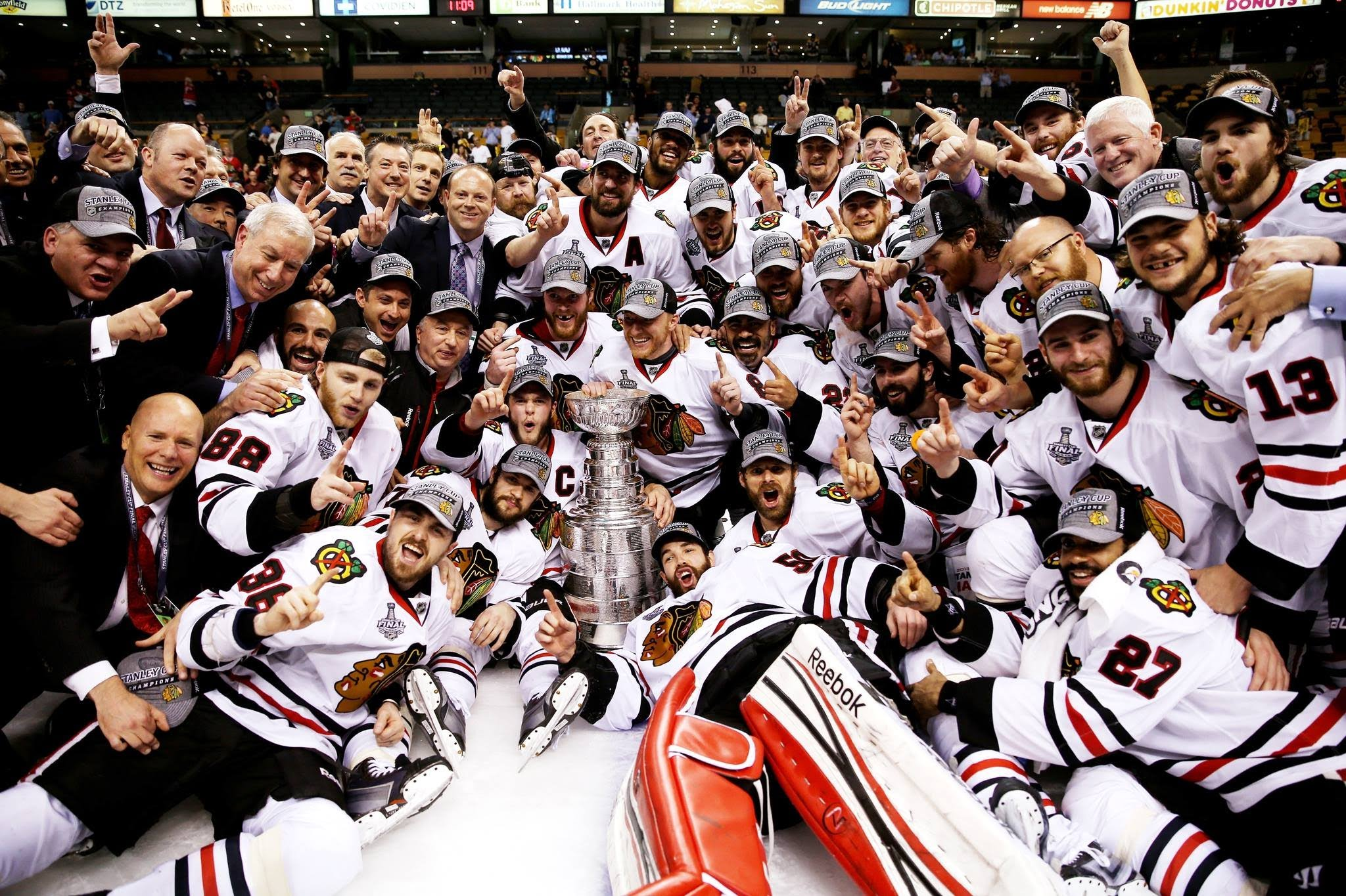 Chicago Blackhawks Stanley Cup - 562.4KB