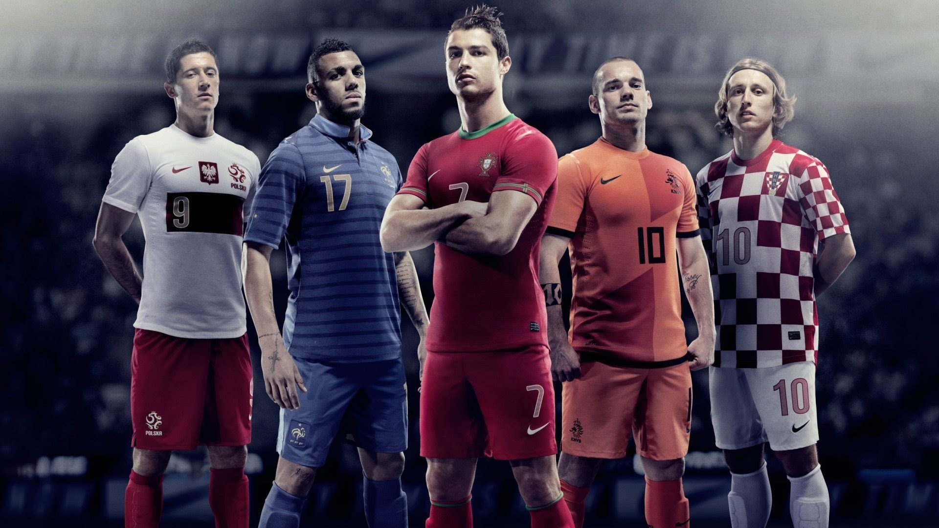 Euro 2012 Best Football Player Wallpaper HD Wallpapers 1920x1080