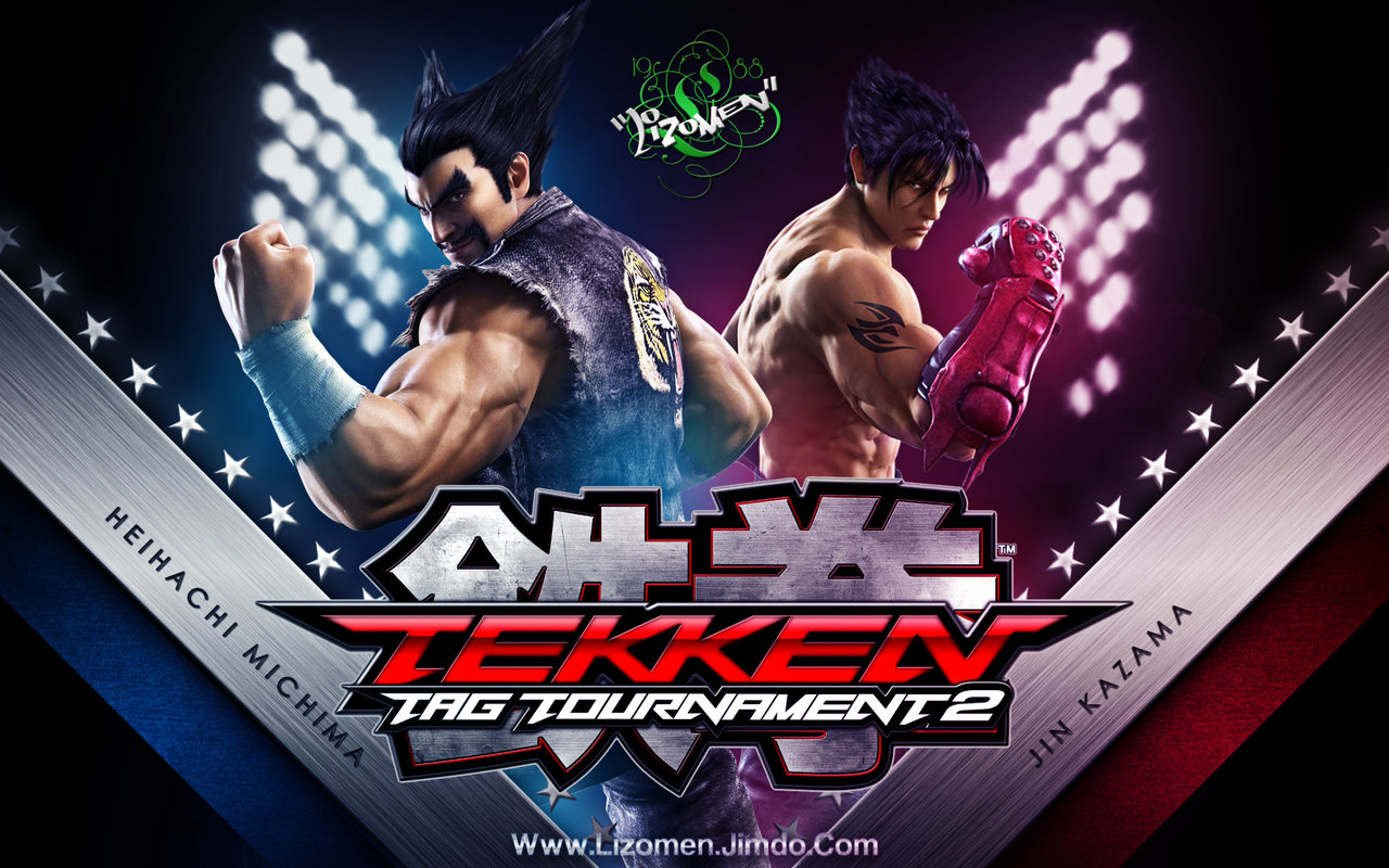 wallpaper tekken tag tournament 2 by lizomen white fan art wallpaper 1280x800
