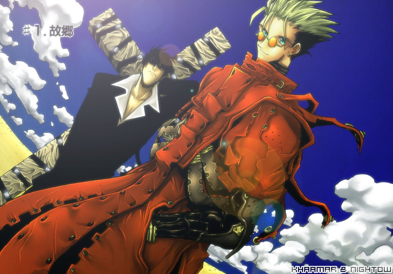 images about trigun - photo #41