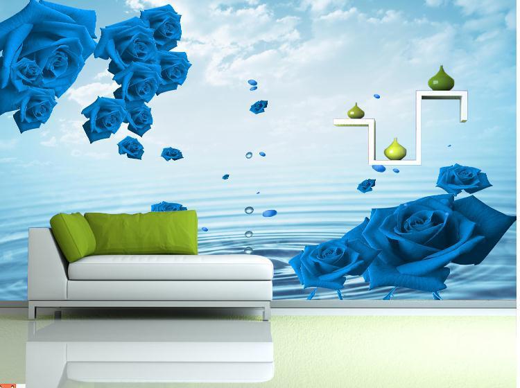 Wholesale and retail 2014 Custom large mural wallpaper HD wallpapers 750x560