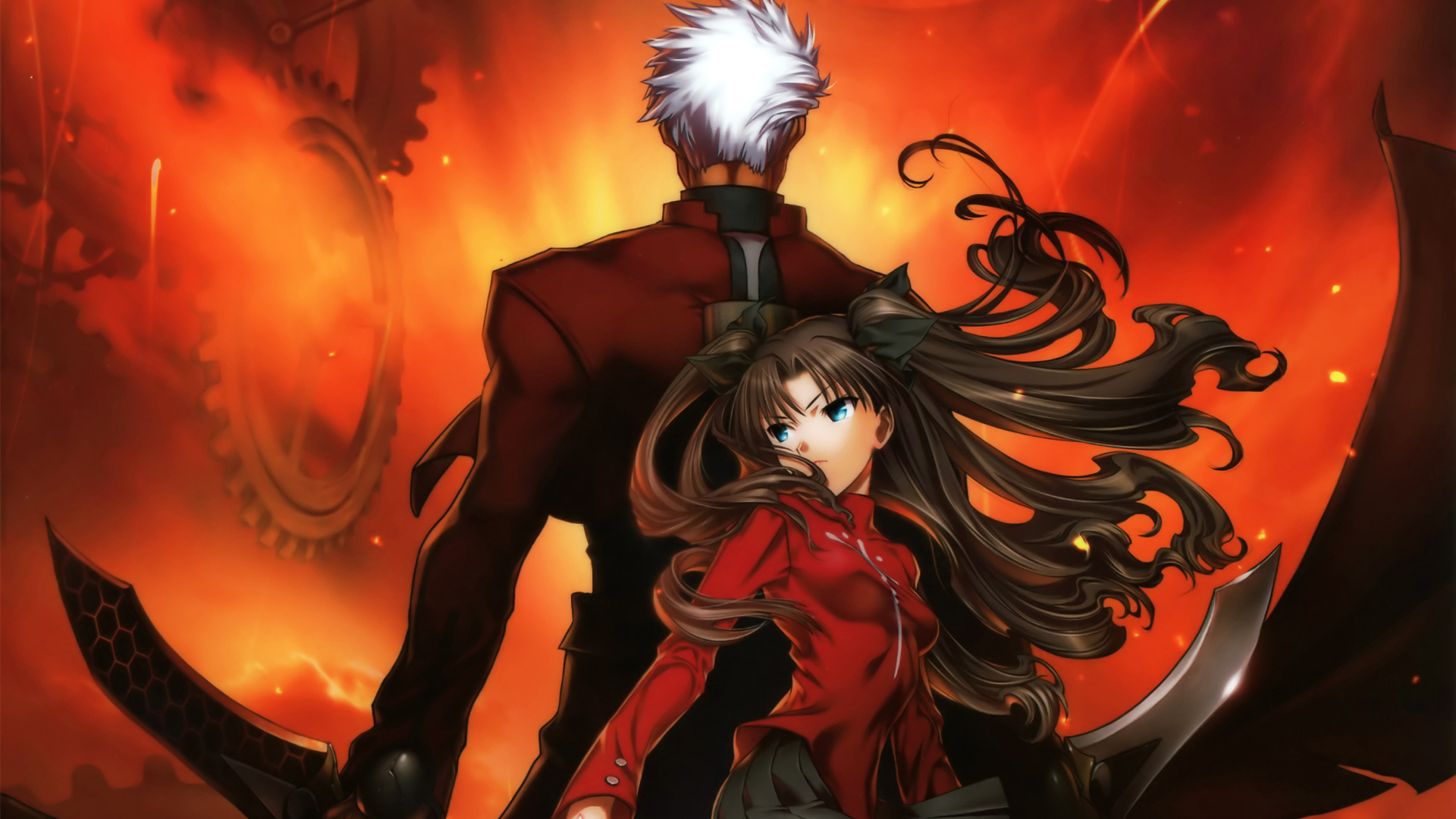 Free Download Fate Stay Night Ubw Archer Archer Fate Stay Night