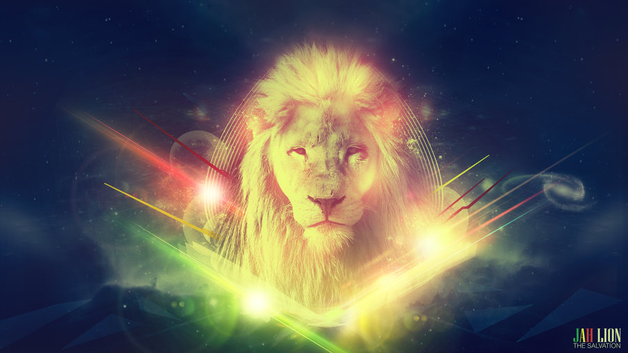 Jah Lion   Wallpaper by mostpato 900x506