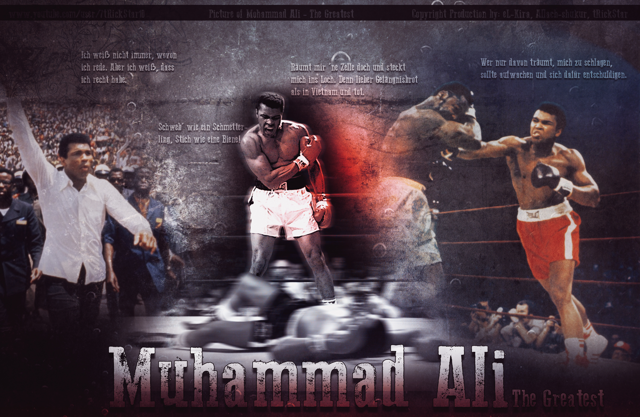 Muhammad Ali Wallpaper Images Crazy Gallery 2240x1460