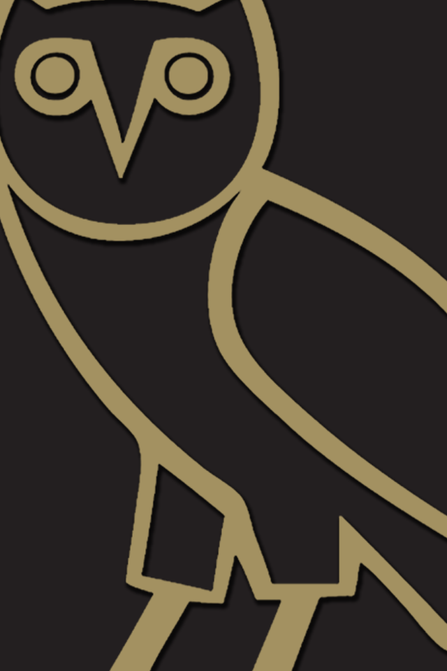 drake owl ovo iphone wallpaper wallpapersafari