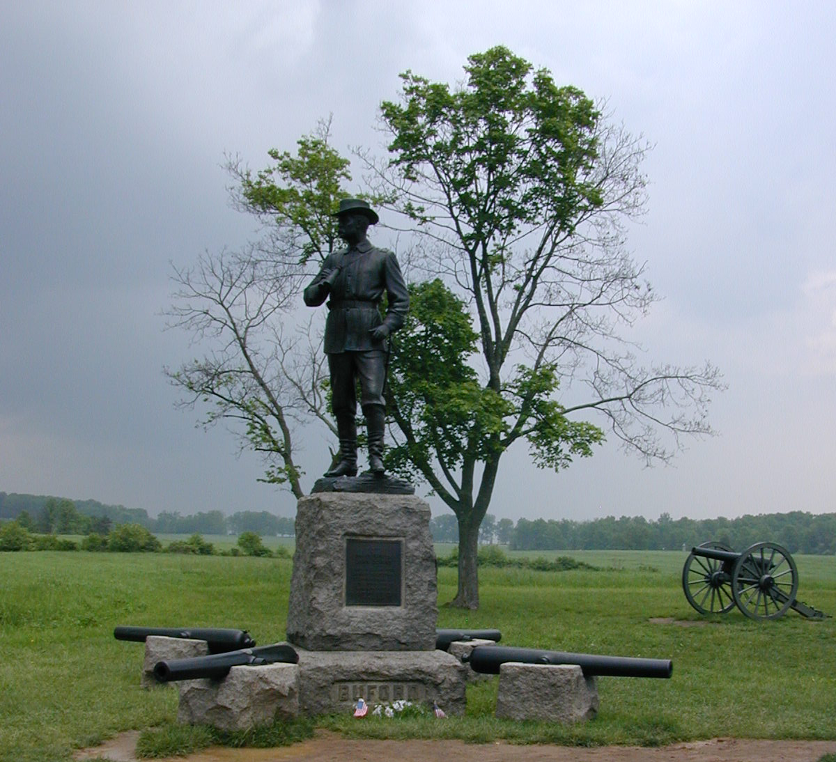 buford at gettysburg 2002 high resolution HD Wallpaper   General 1200x1094