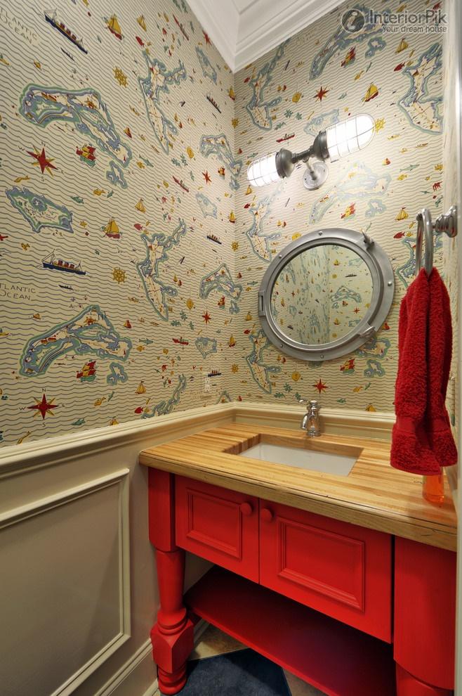 whole bathroom wallpaper picture Bathrooms bathroom design bathroom 658x990
