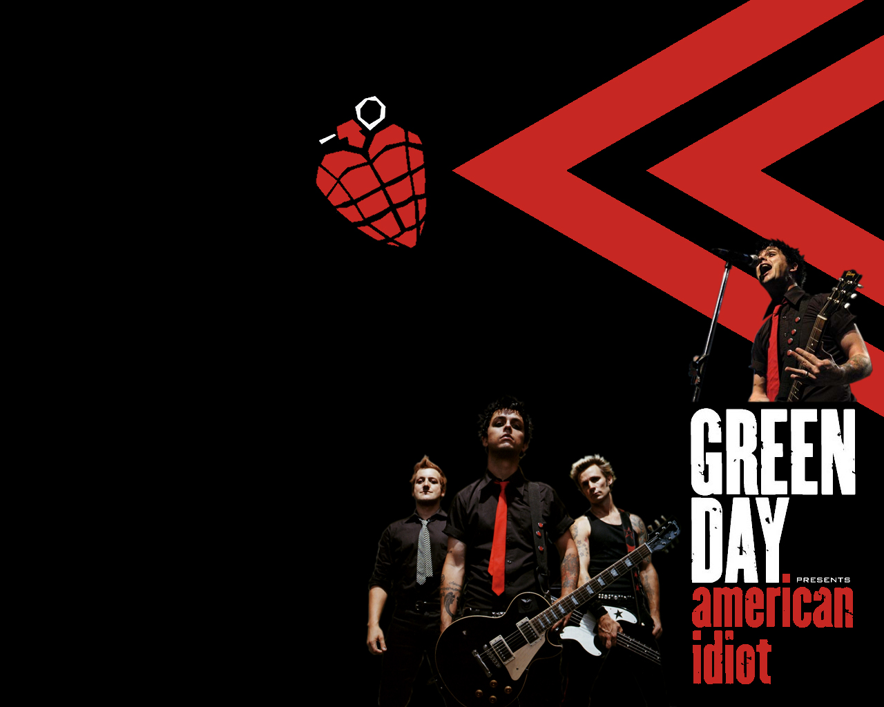 Best 39 Idiot Wallpaper on HipWallpaper Green Day American 1280x1024