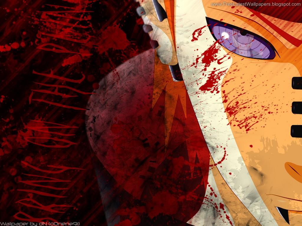 Naruto Wallpapers Pain 1024x768