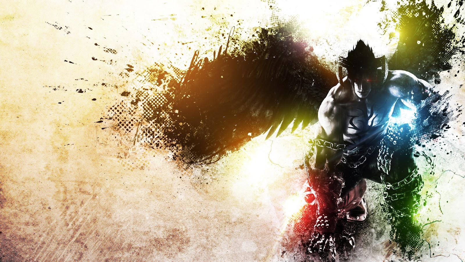 Free Download Tekken Blood Vengeance Devil Jin Wallpapers