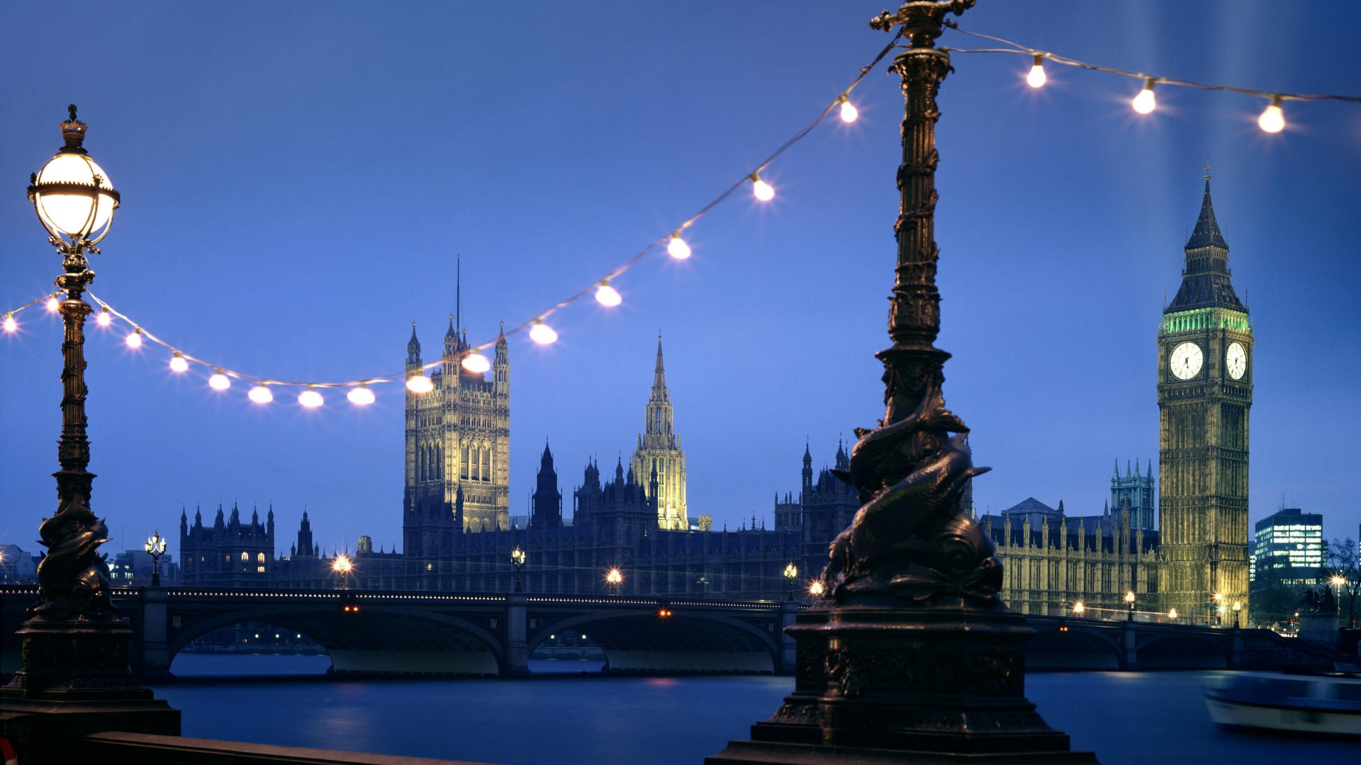 Westminster London - 1920x1080