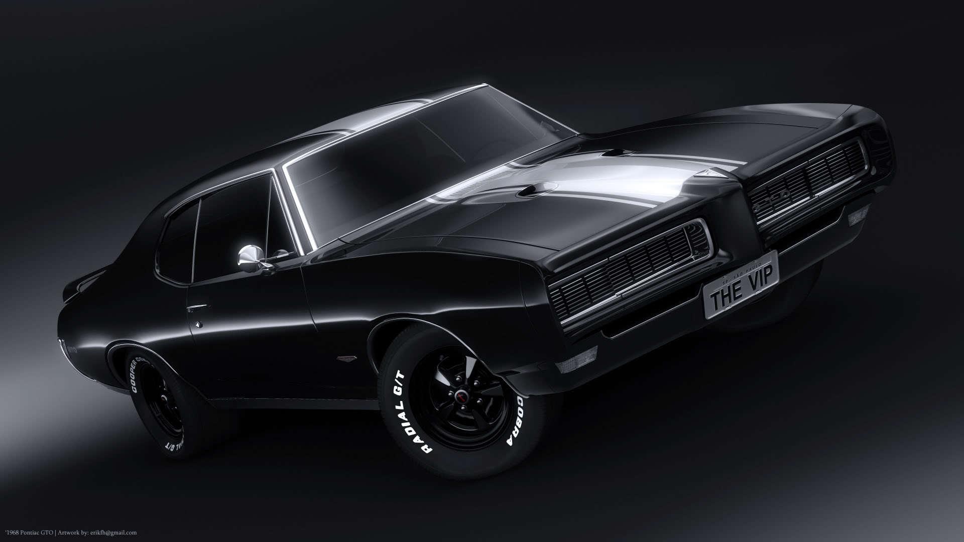 Auto   Pontiac New car Pontiac GTO  061993 jpg 1920x1080