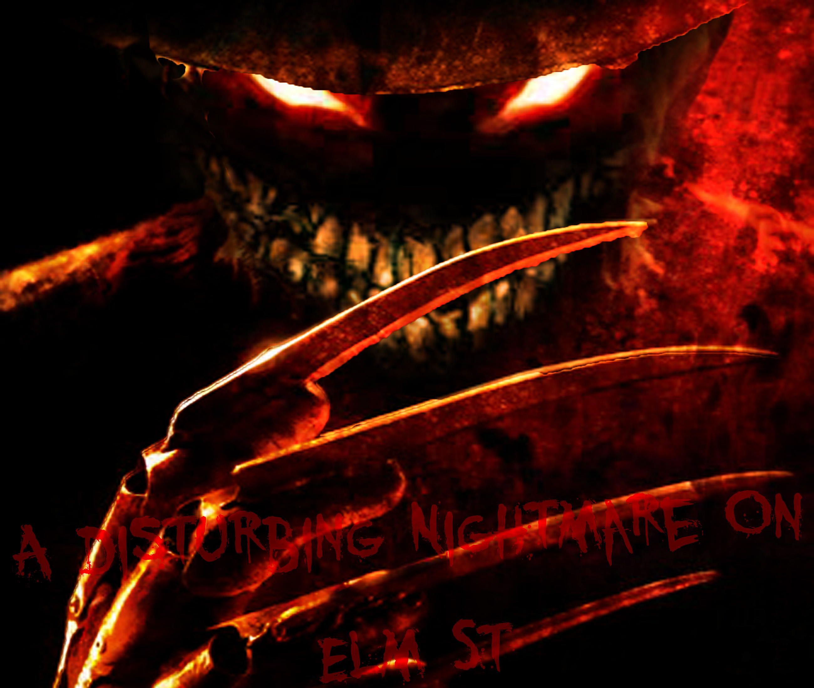 disturbed krueger wallpaper 1 by shadowxzeos d46yels 2600x2200