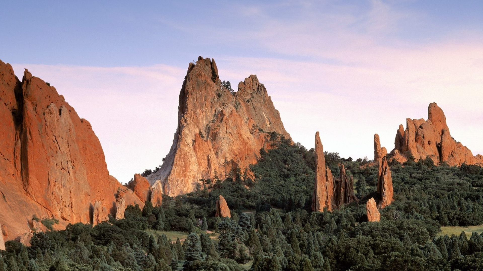 Colorado Wood Rocks Stones Wallpaper Background Full HD 1080p 1920x1080