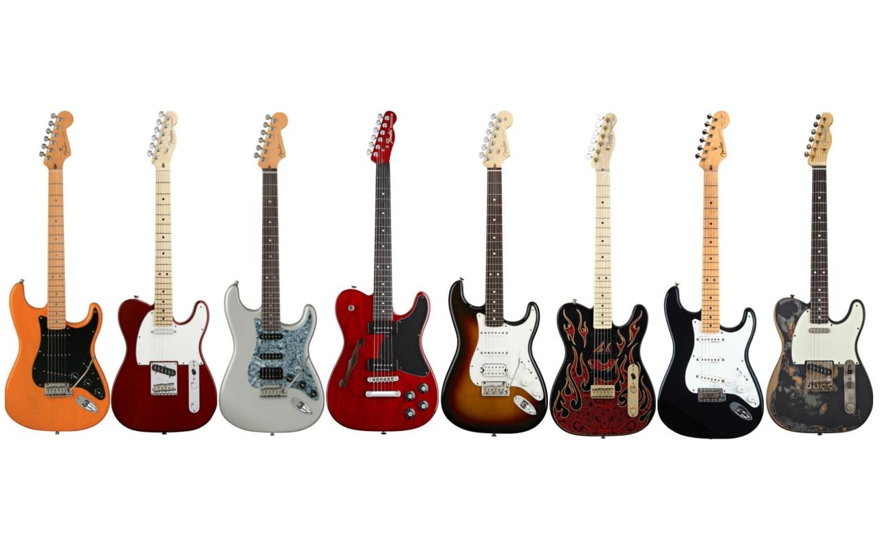 Guitarra Fender Stratocaster 1280x800