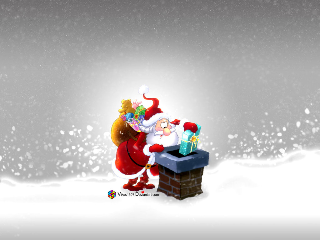 Christmas Desktop Wallpapers Video Downloading and Video 1024x768