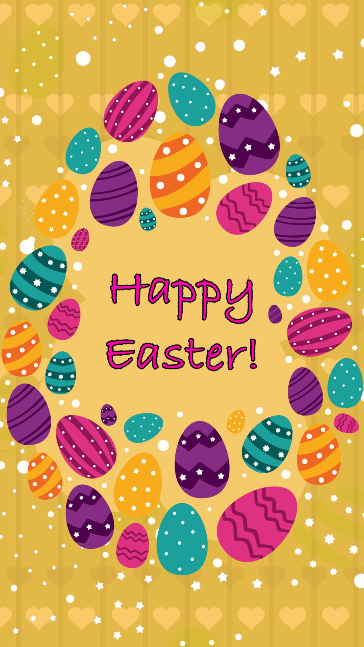 Easter wallpaper Wallpaper in 2019 Happy easter wallpaper 1166x2072
