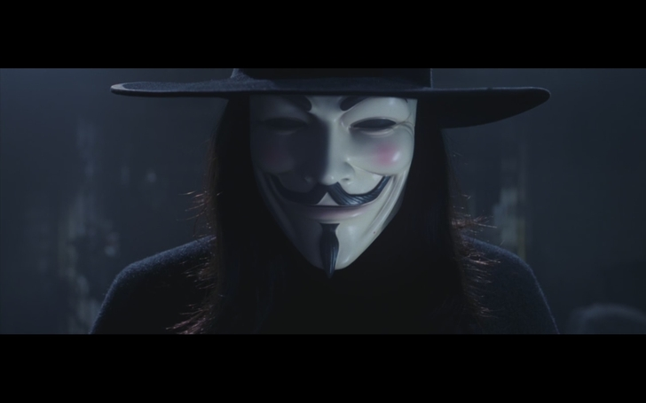 V For Vendetta Mask Wallpaper V for Vendetta ...