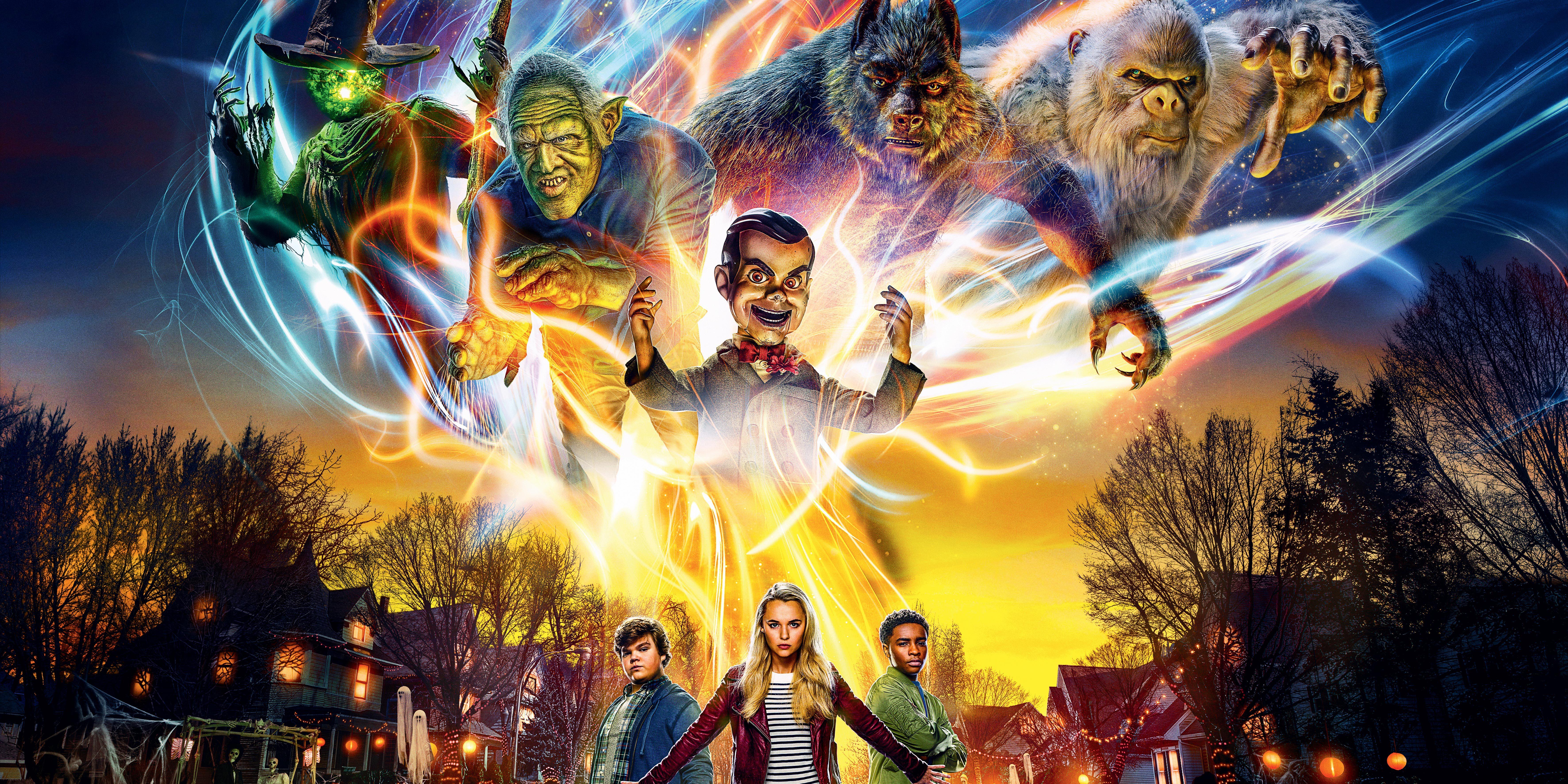 Free Download Goosebumps 2 Haunted Halloween 2018 Movie