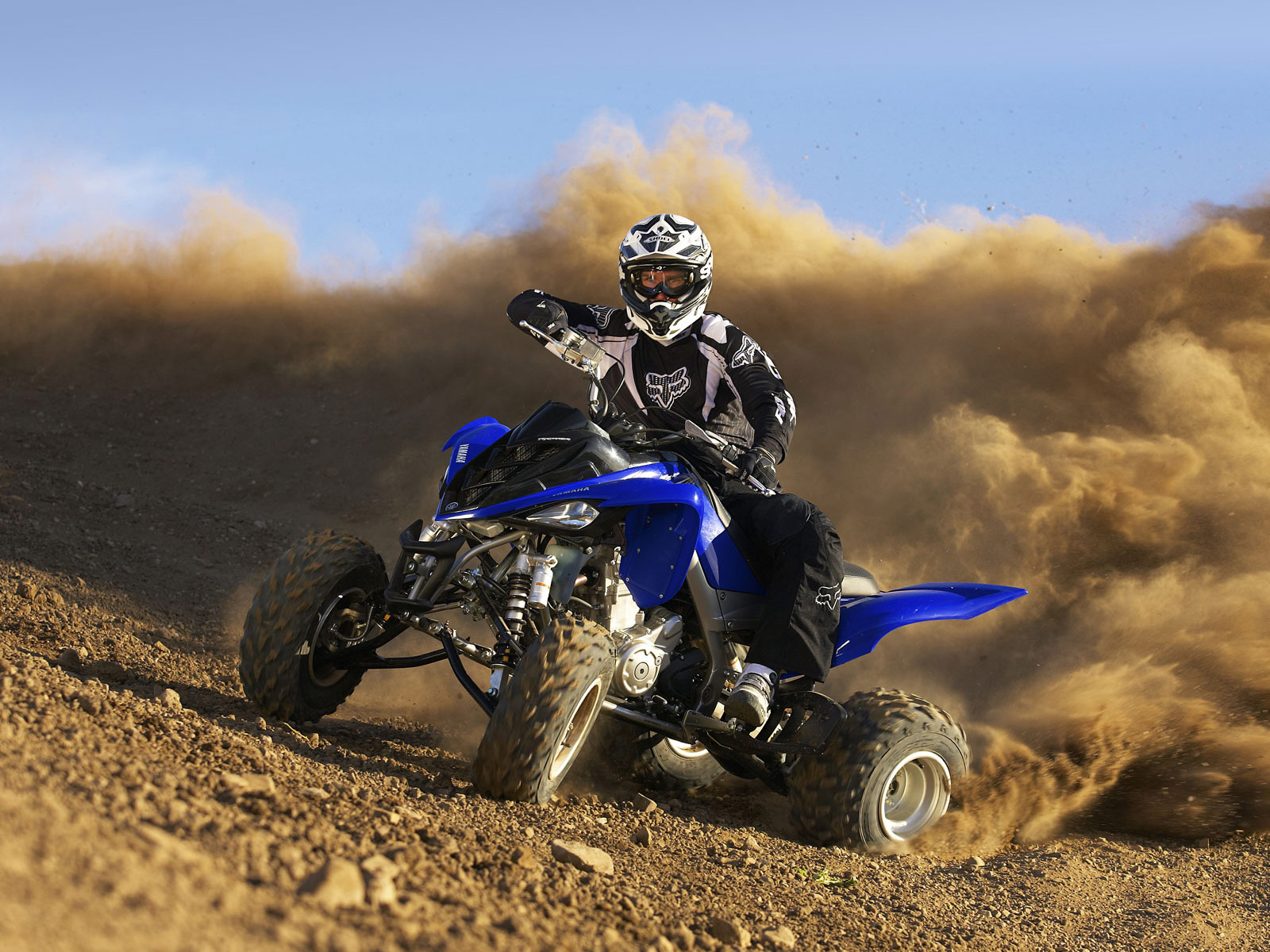 YAMAHA RAPTOR atv quad offroad motorbike bike dirtbike g wallpaper 1600x1200