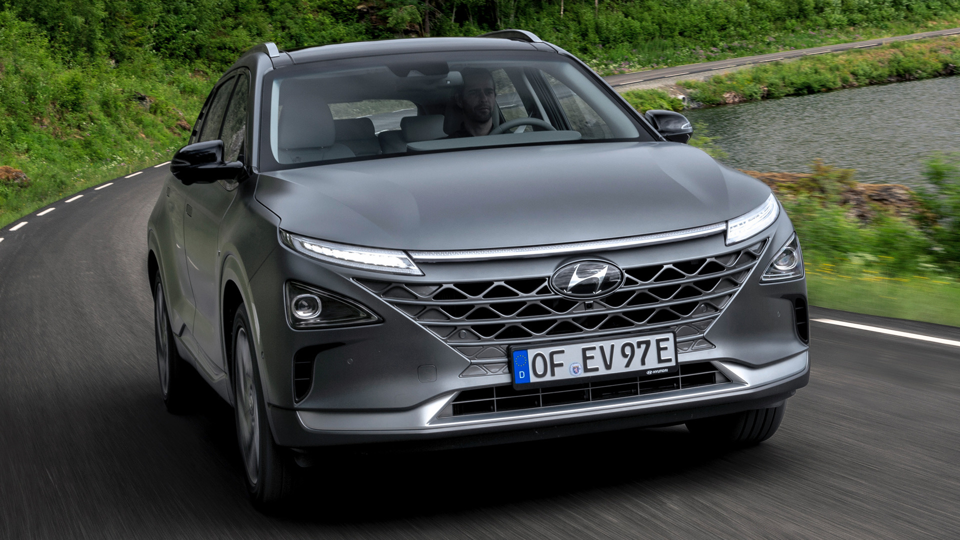 2018 Hyundai Nexo   Wallpapers and HD Images Car Pixel 1920x1080
