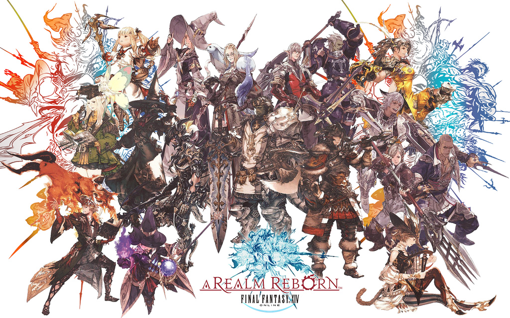FFXIV ARR HD Wallpaper on WallpaperSafari