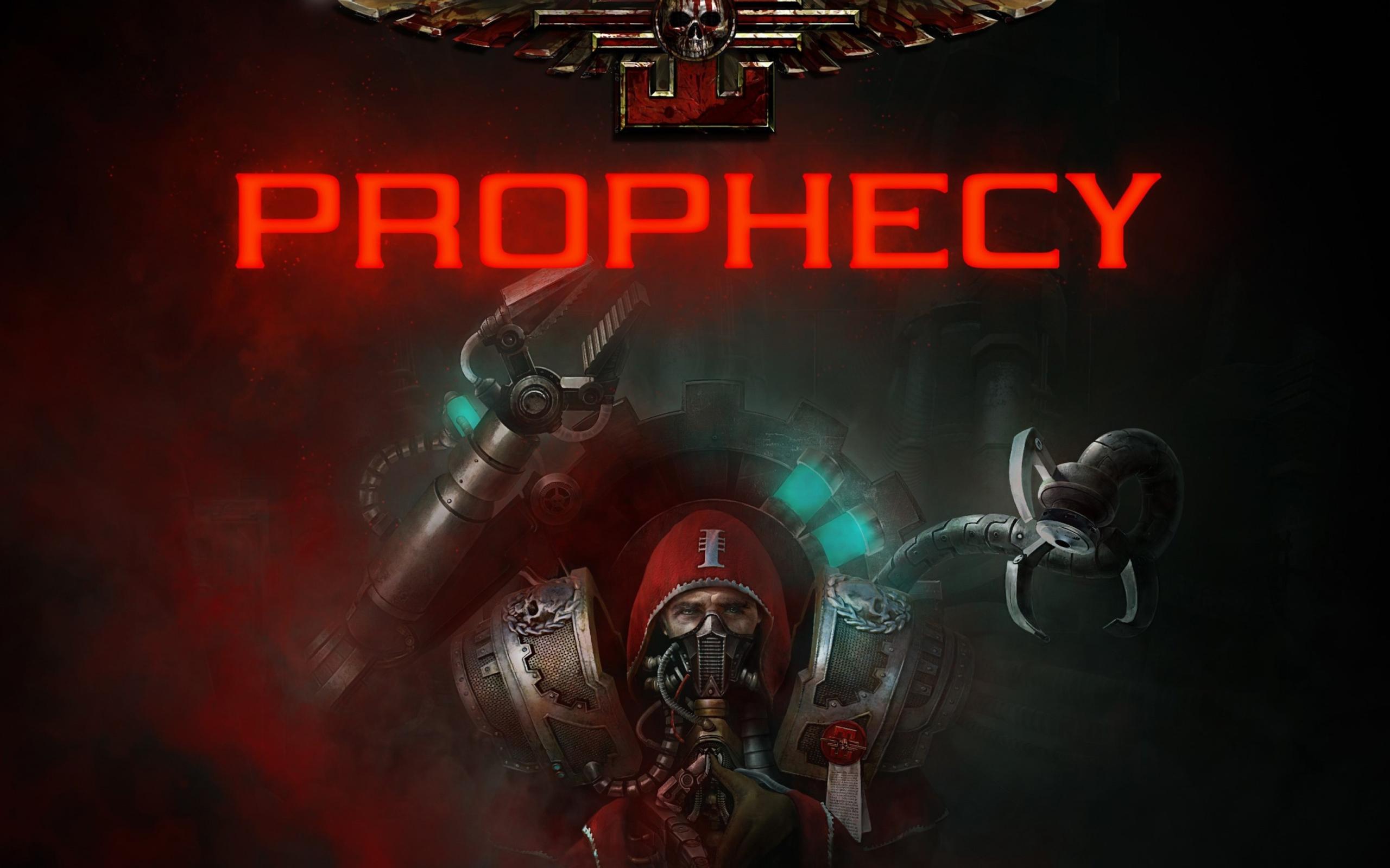 2560x1600 Prophecy Warhammer 40K Inquisitor 2560x1600 Resolution 2560x1600