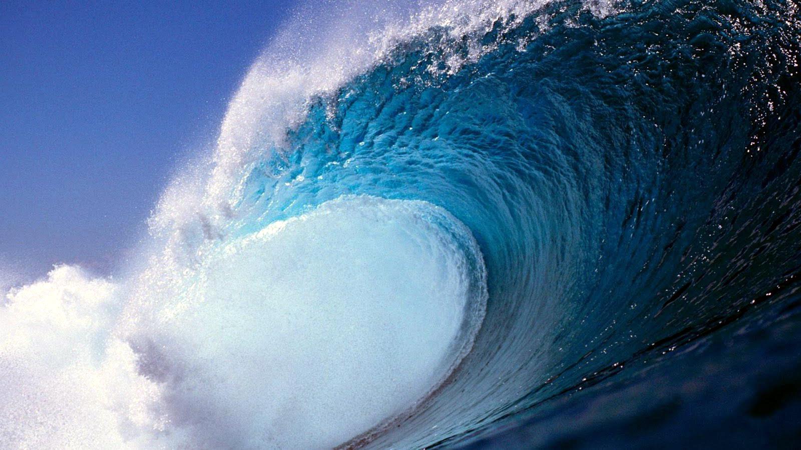 Beautiful ocean wallpaper hd desktop background 1600x900