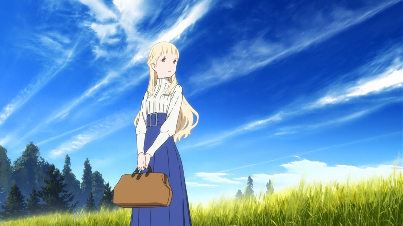 FilmAnime Review Maquia When the Promised Flower Blooms 1366x768