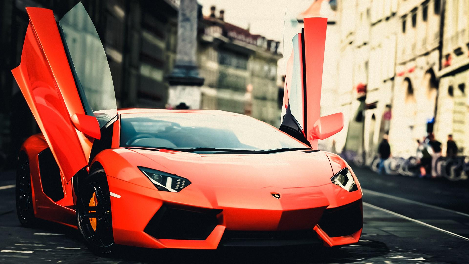 Supercar Lamborghini Wallpaper 1920x1080