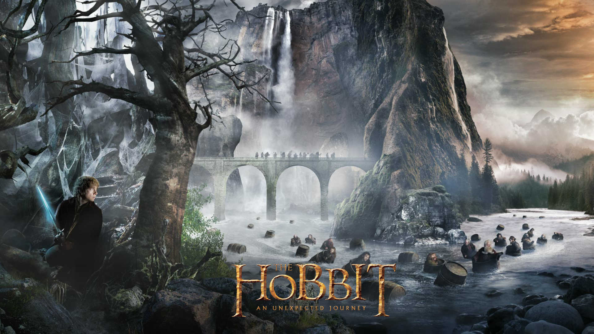 The Hobbit An Unexpected Journey Movie Wallpapers HD Wallpapers 1920x1080