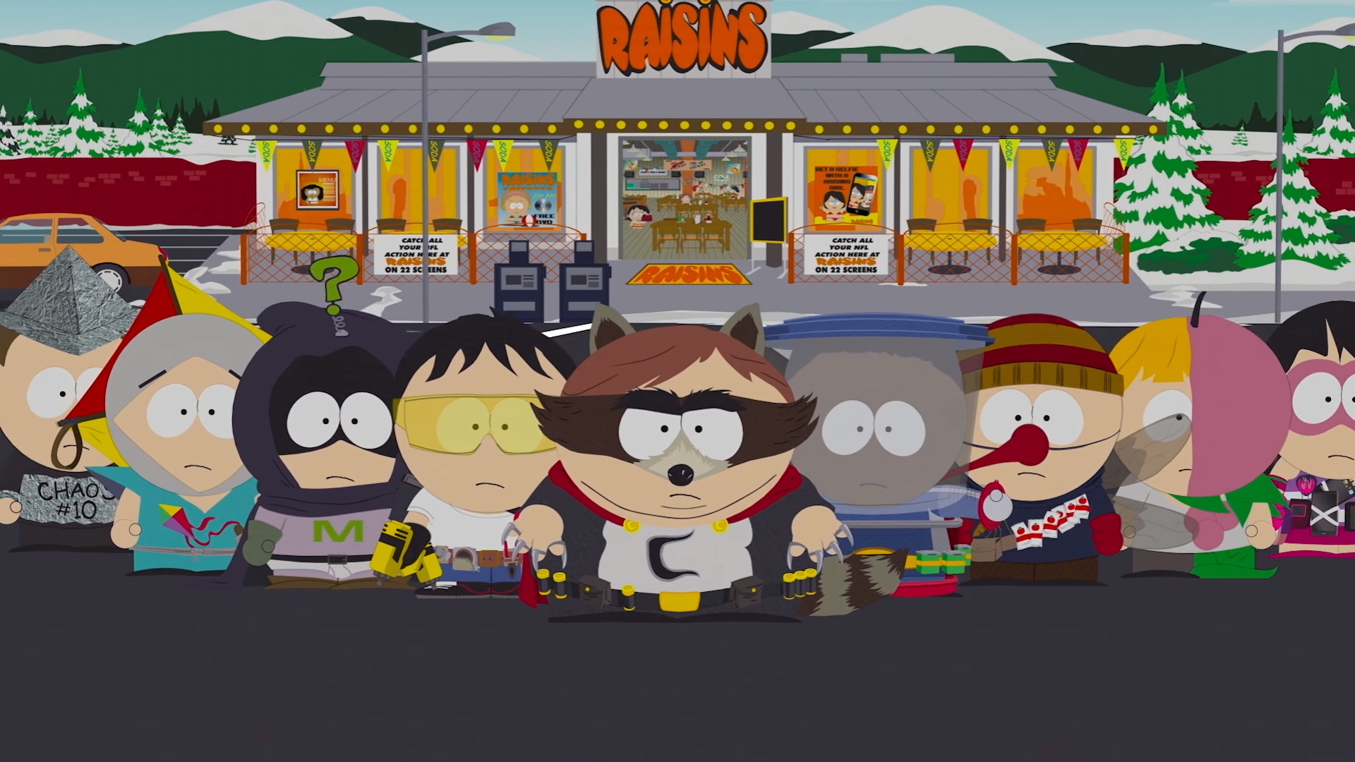 South Park The Fractured But Whole HD Wallpaper 21   1920 X 1080 1920x1080