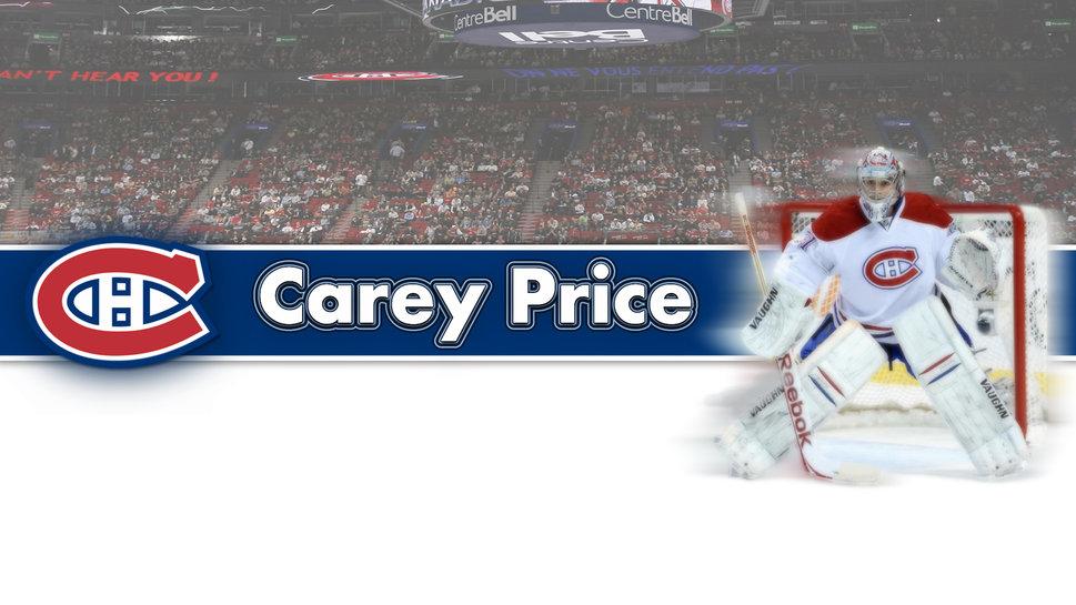 Carey Price Wallpapers Montreal Habs Montreal Hockey 26   Best 969x545