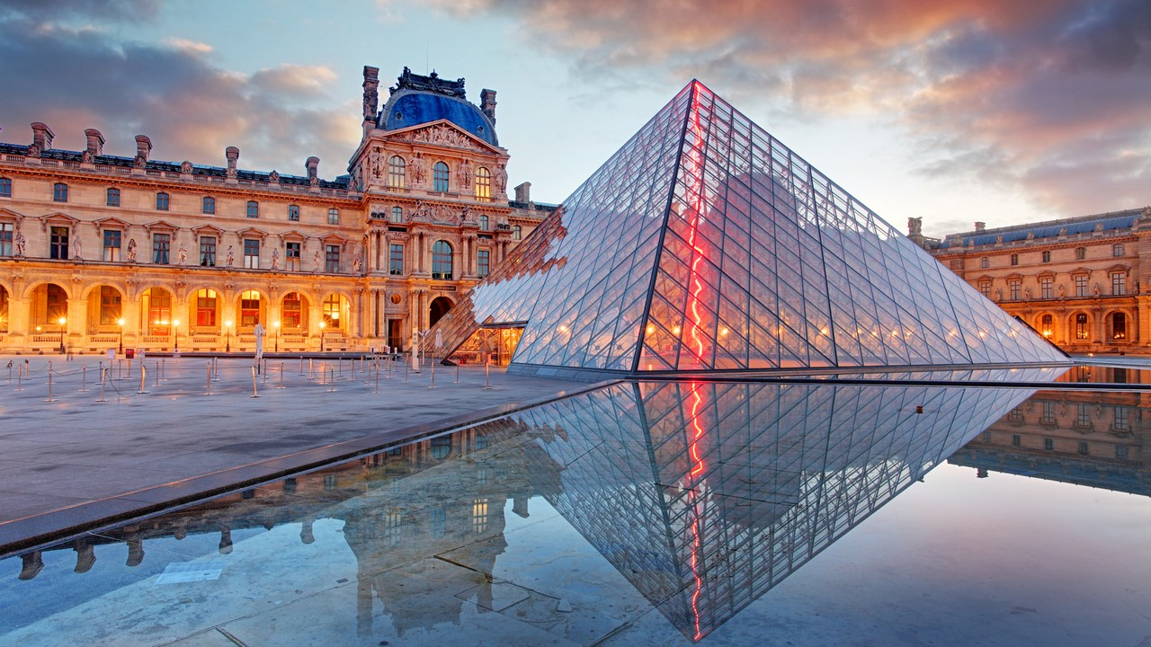 Secrets of the Louvre Museum in Paris Architectural Digest 1280x720