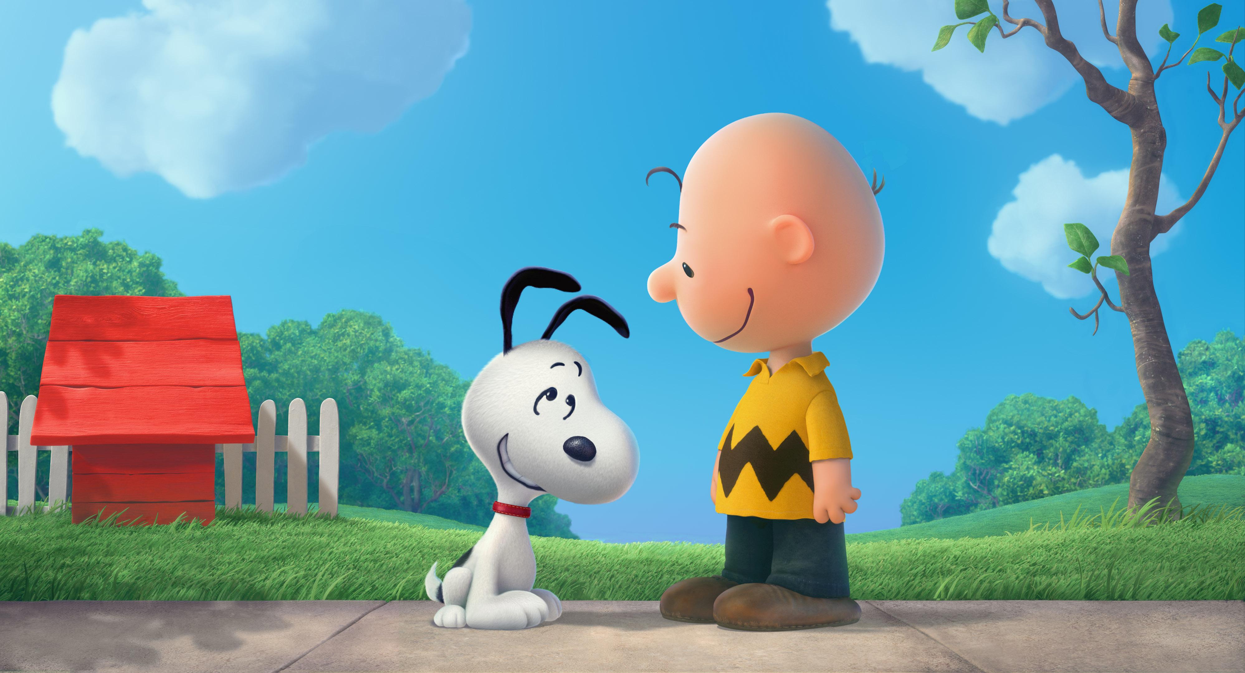 Peanuts Movie Wallpaper   Peanuts Photo 37225534 3996x2160