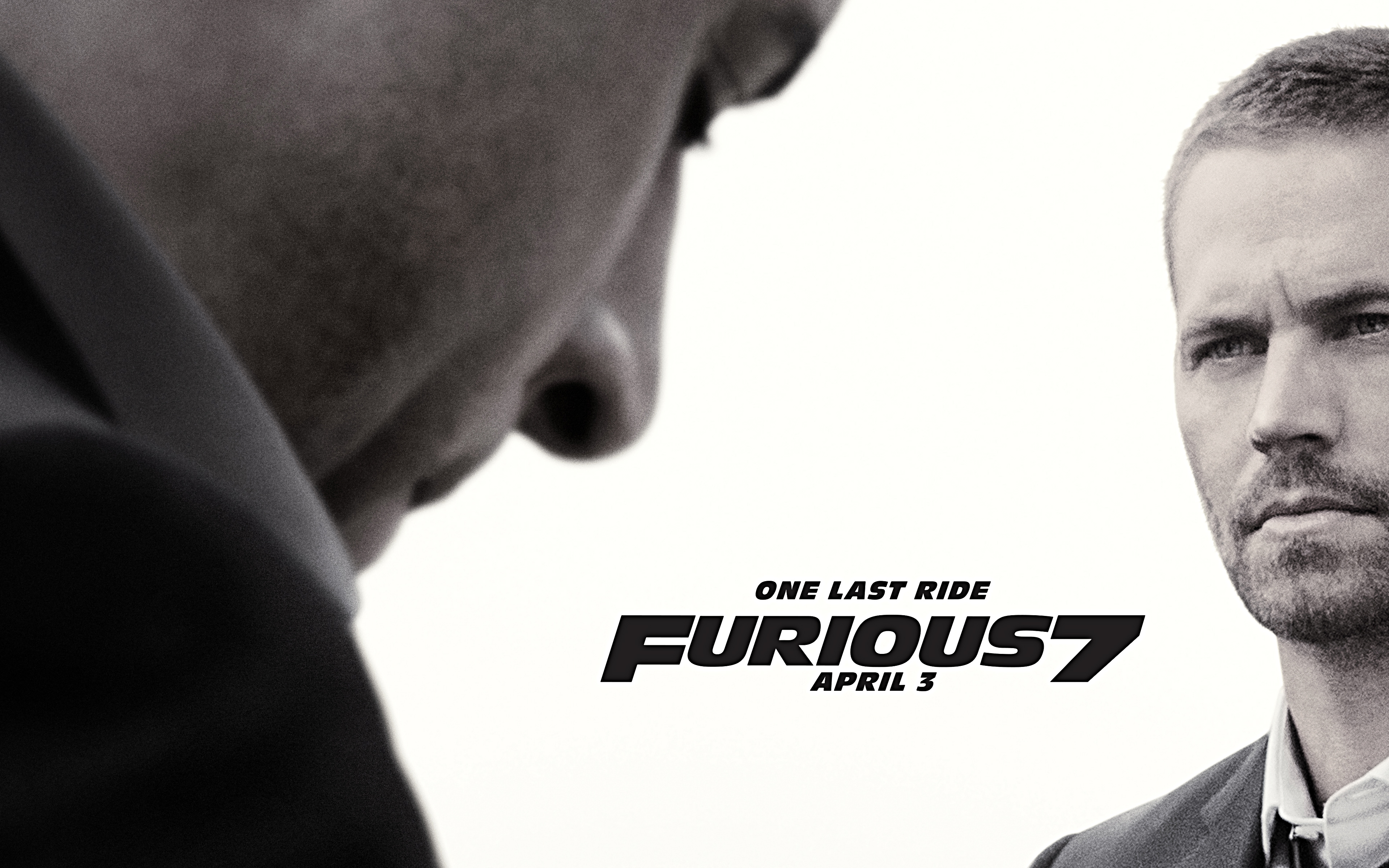 Fast and Furious 7 wallpaper 2 3840x2400