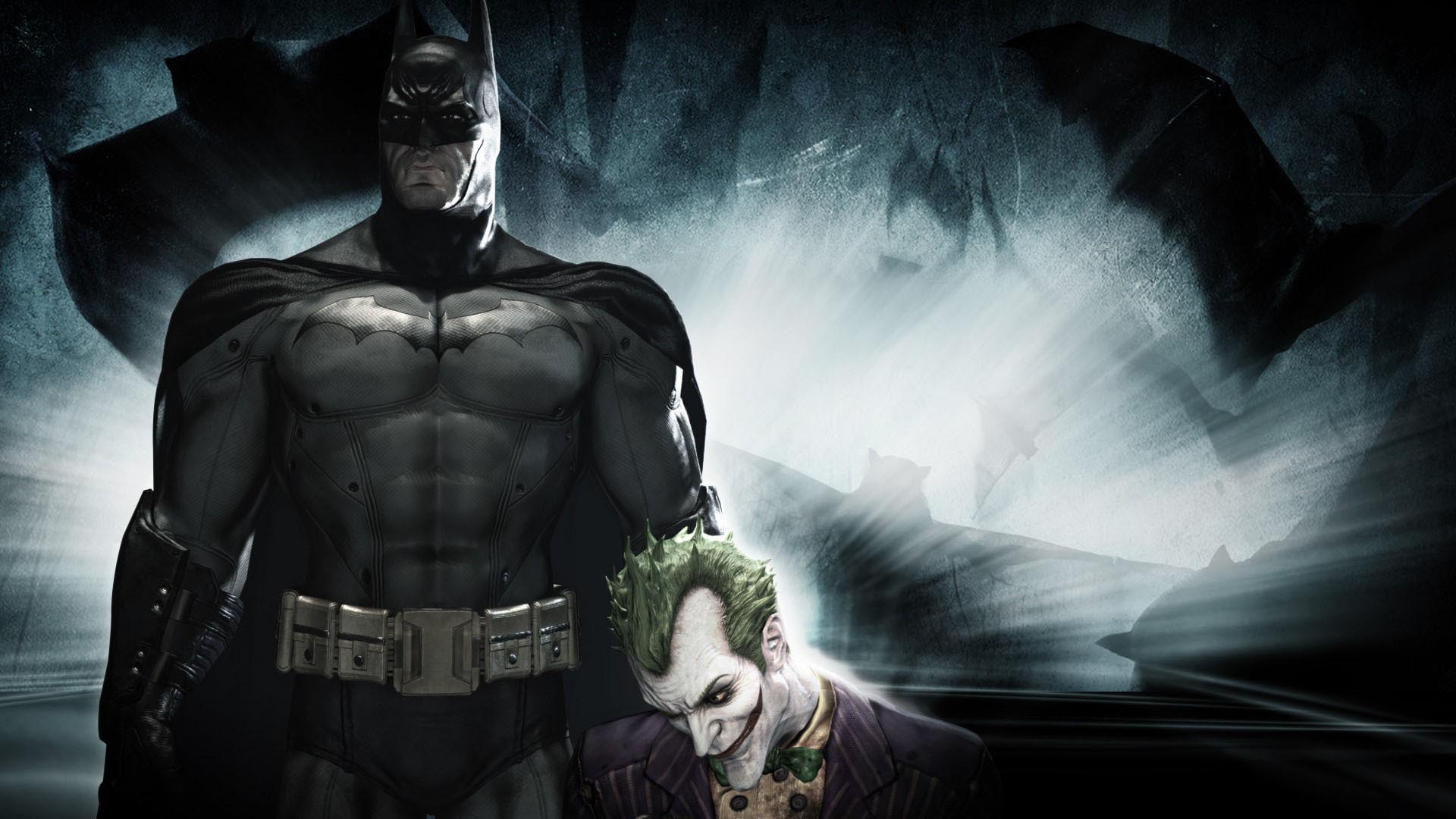 Batman and The Joker HD Wallpaper 187 FullHDWpp   Full HD 1920x1080