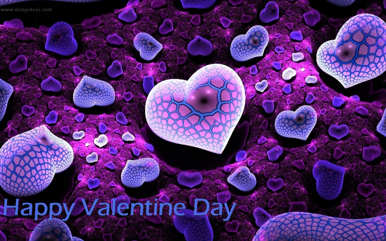 valentine day 2013 HD widescreen wallpaper ItsMyideas Great 1279x800
