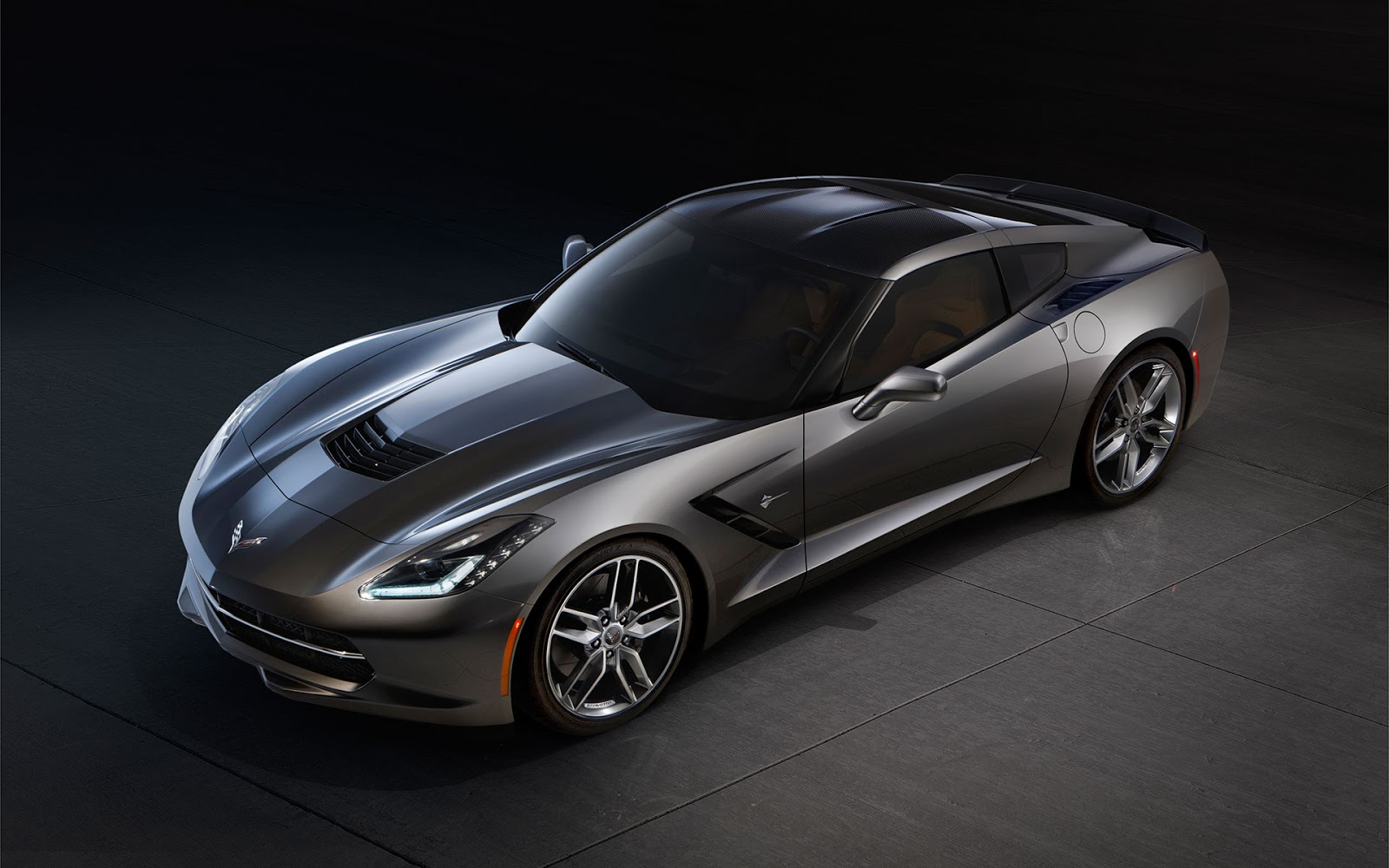 Tech   Boxfox1com The 2014 Chevrolet Corvette Stingray   Wallpapers 1600x1000