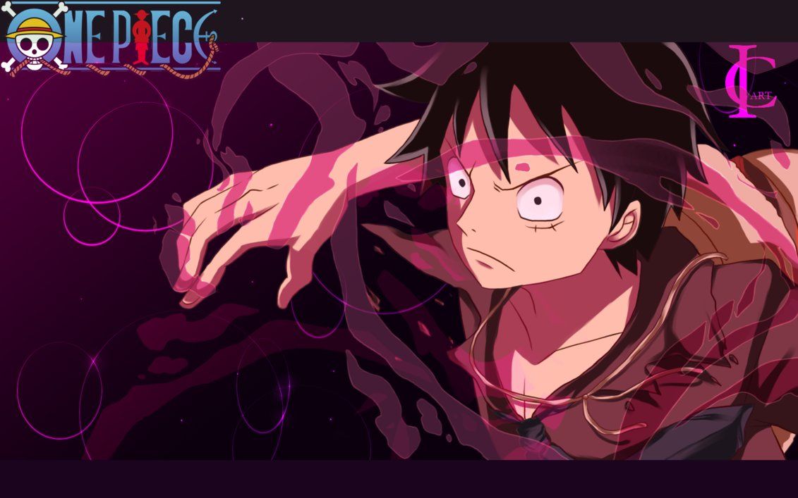 One Piece  Luffy  by Arisa01 1131x707