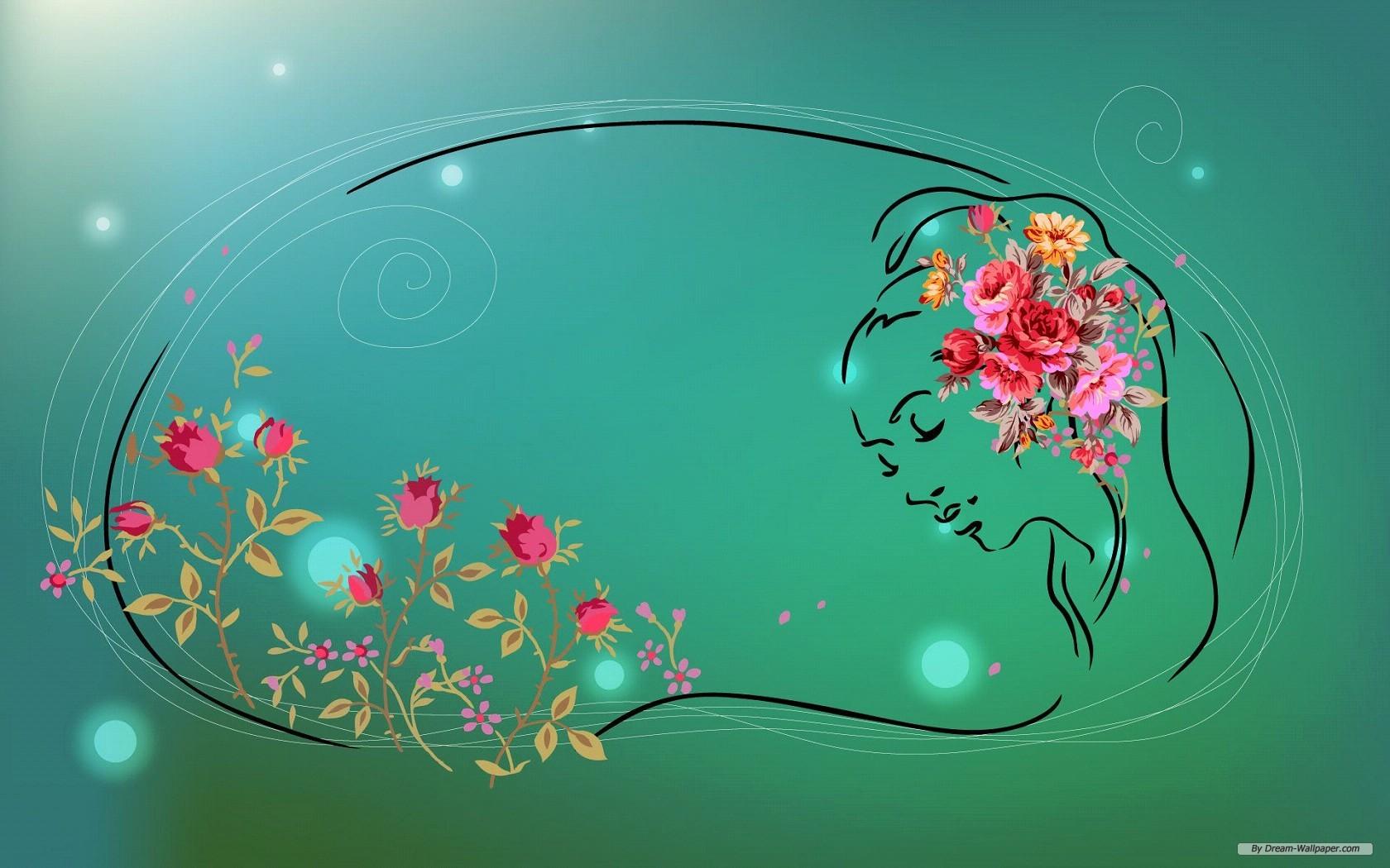 wallpapervector women spend widescreen wallpaper1680x1050free 1680x1050