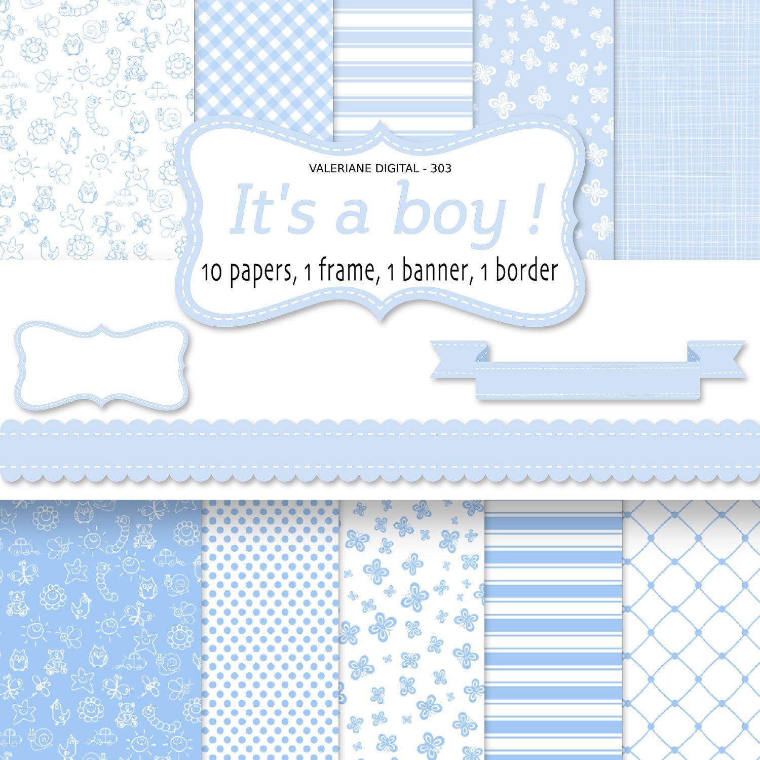 Baby boy background wallpaper baby boy background images baby boy - Baby Boy Shower Backgrounds Baby Boy Digital Paper