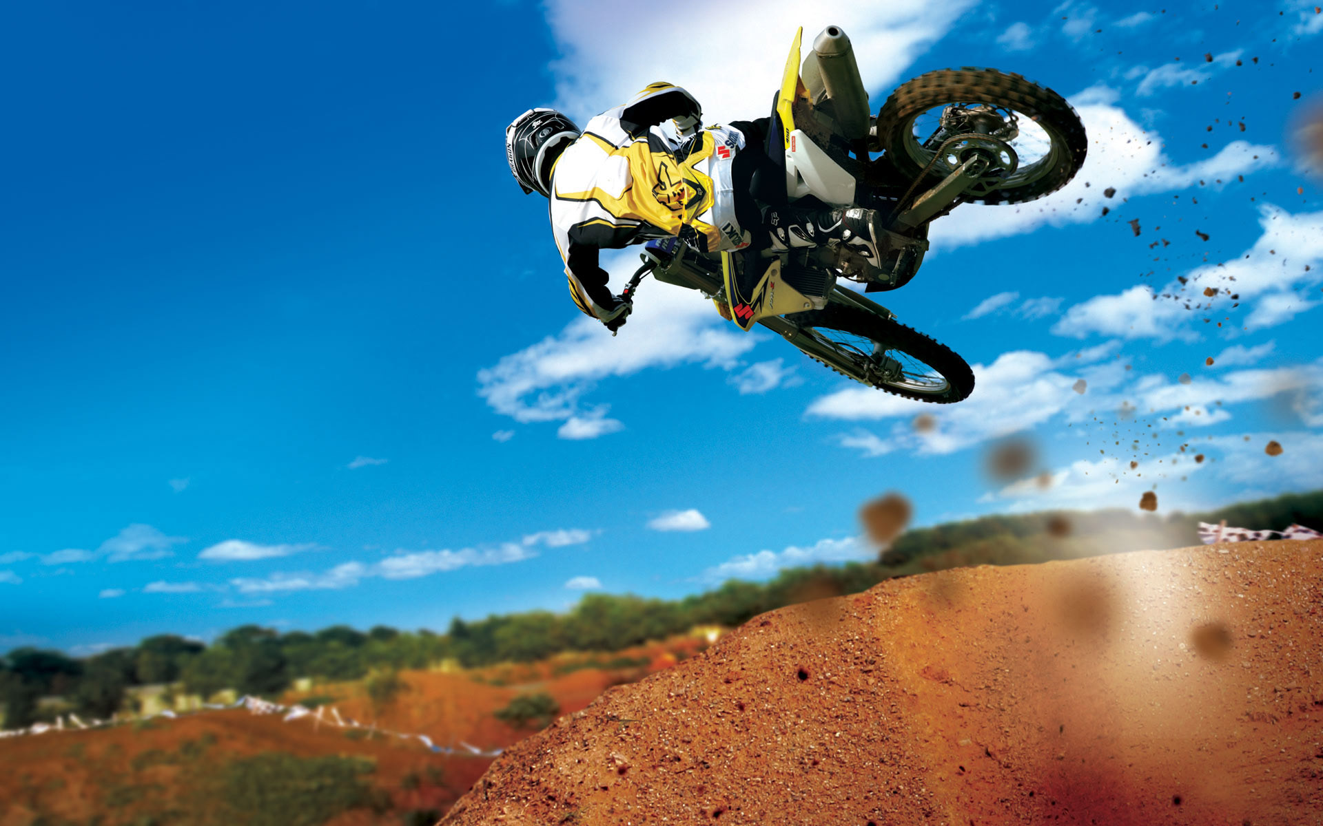 Motocross Stunt Wallpapers HD Wallpapers 1920x1200