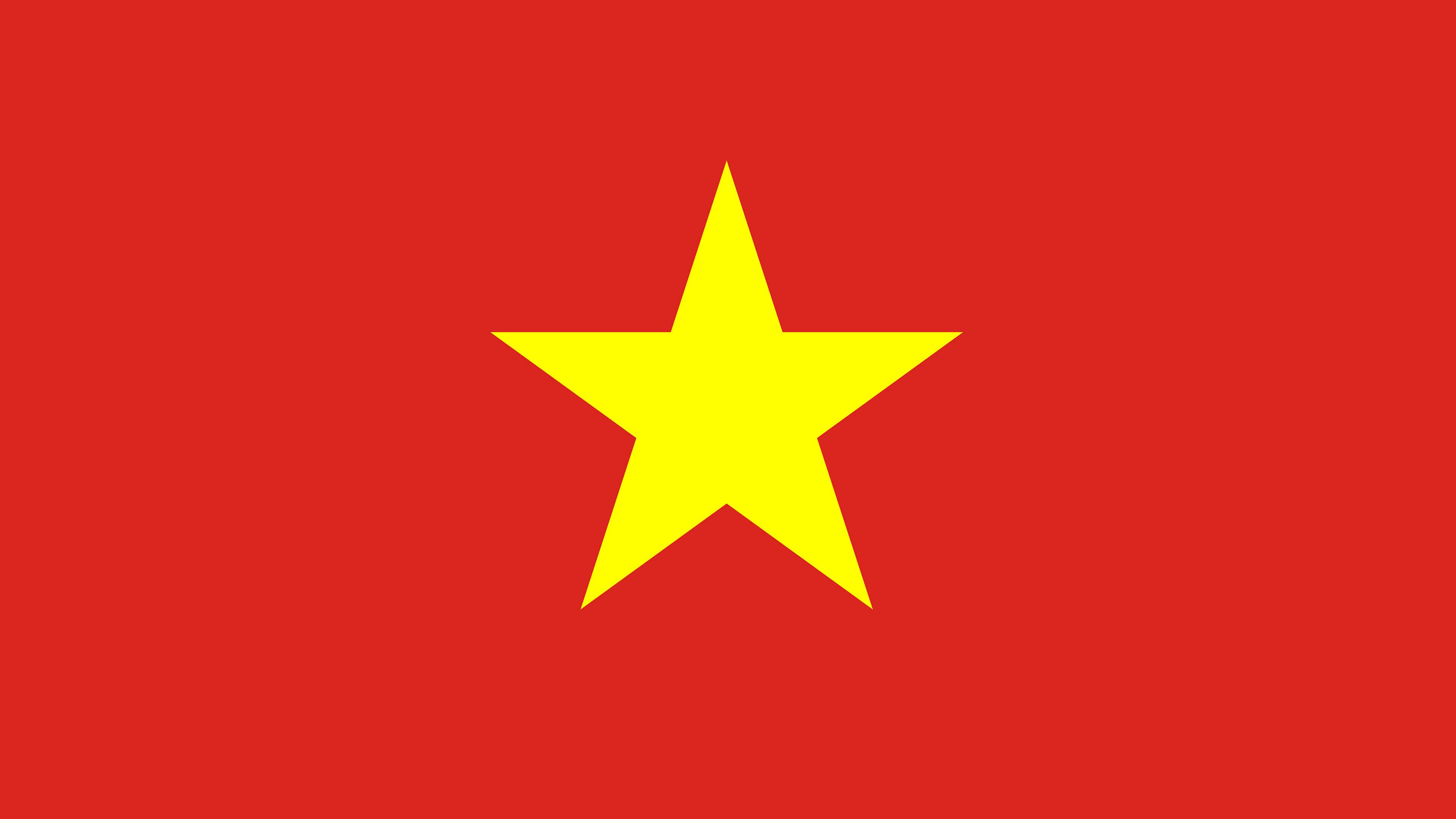 Vietnam Flag UHD 4K Wallpaper Pixelz 3840x2160