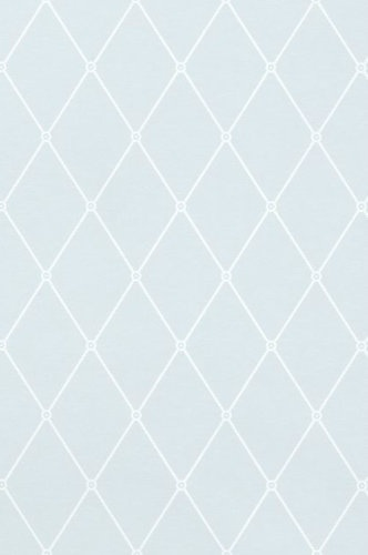 geometric wallpaper blue and white T4174 For Kids Bathroom Pinte 332x500