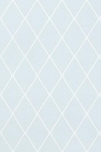 geometric wallpaper blue and white T4174 For Kids Bathroom Pinte 332x500