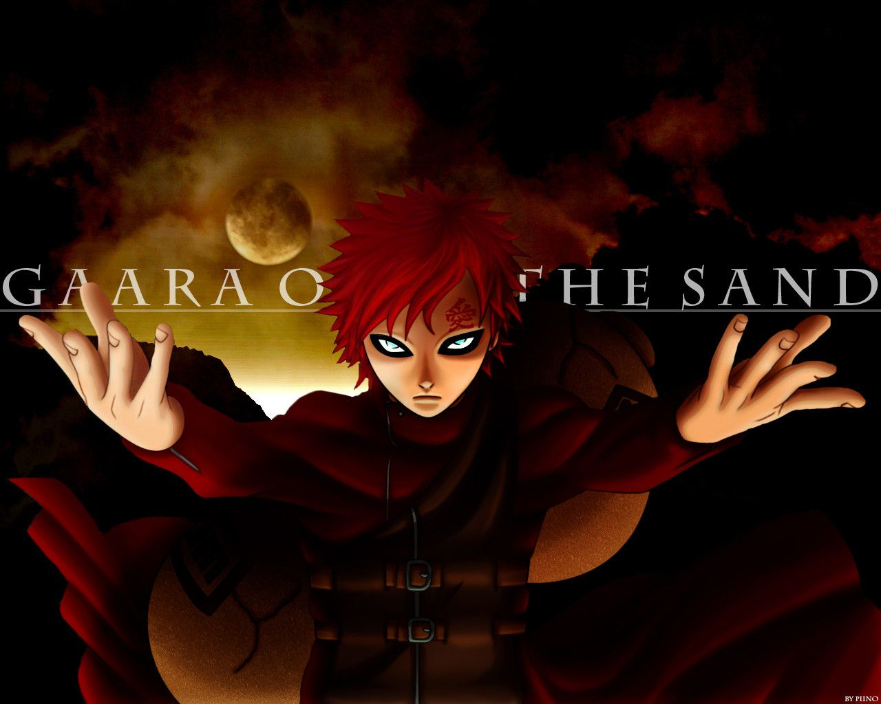 Gaara Naruto Wallpaper - WallpaperSafari