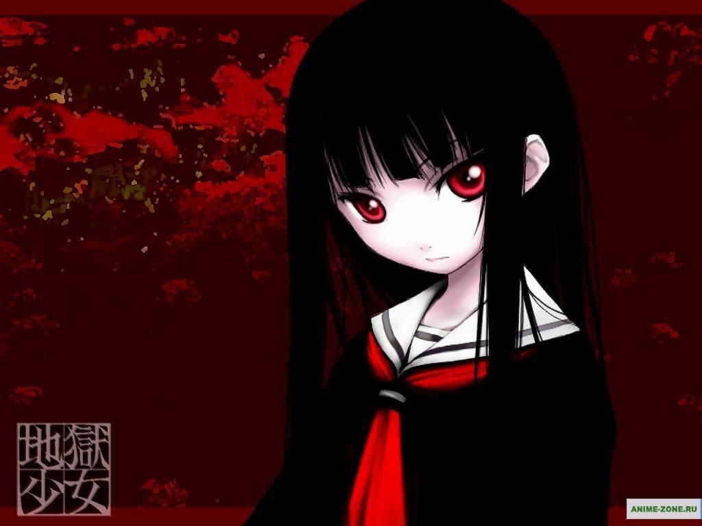 Hell Girl 1024x768