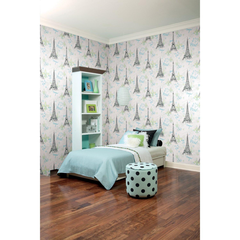 50 Paris Wallpaper For Bedroom On Wallpapersafari